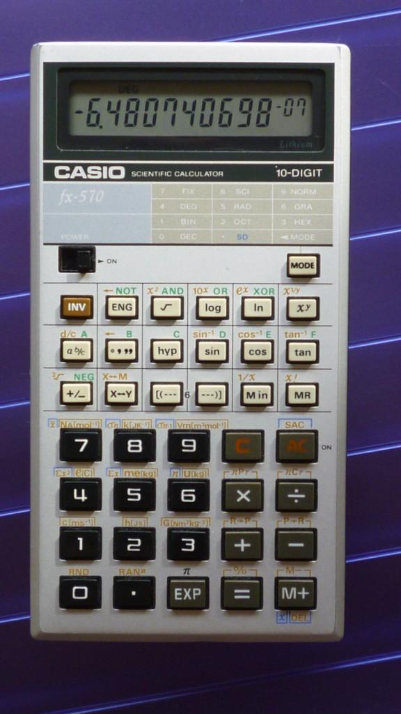 CASIOFX-570