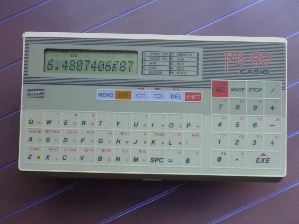 CASIOPB80