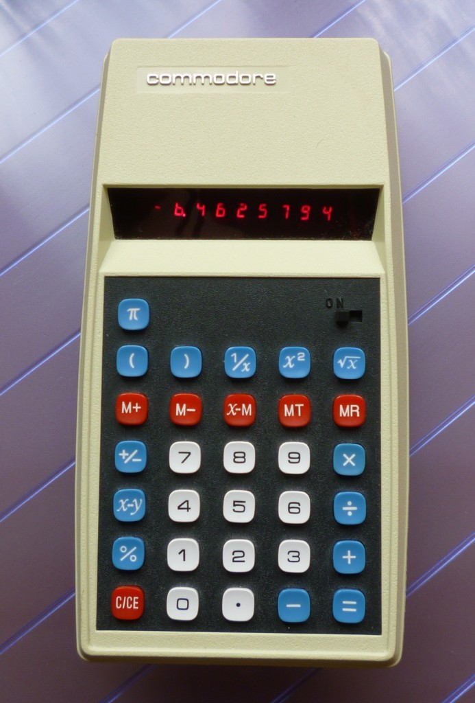 Commodore899D