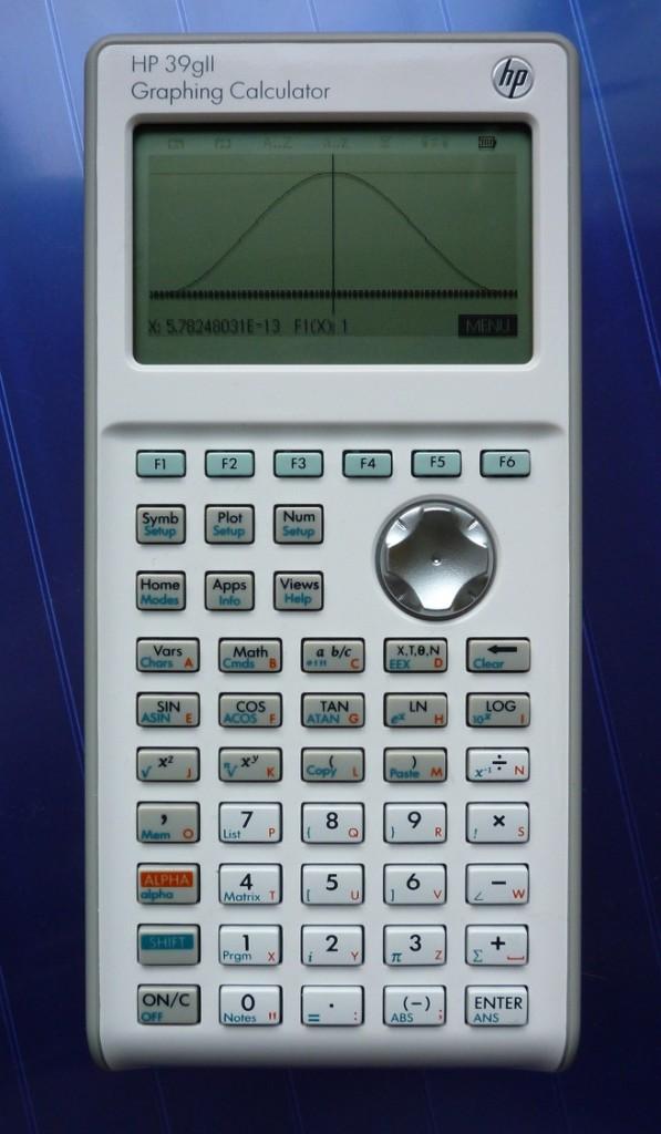 HP-39GII