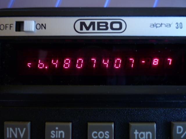 MBO30