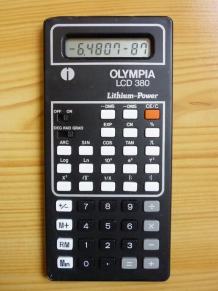 OLYMPIA380
