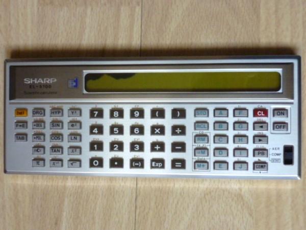 SHARP5100