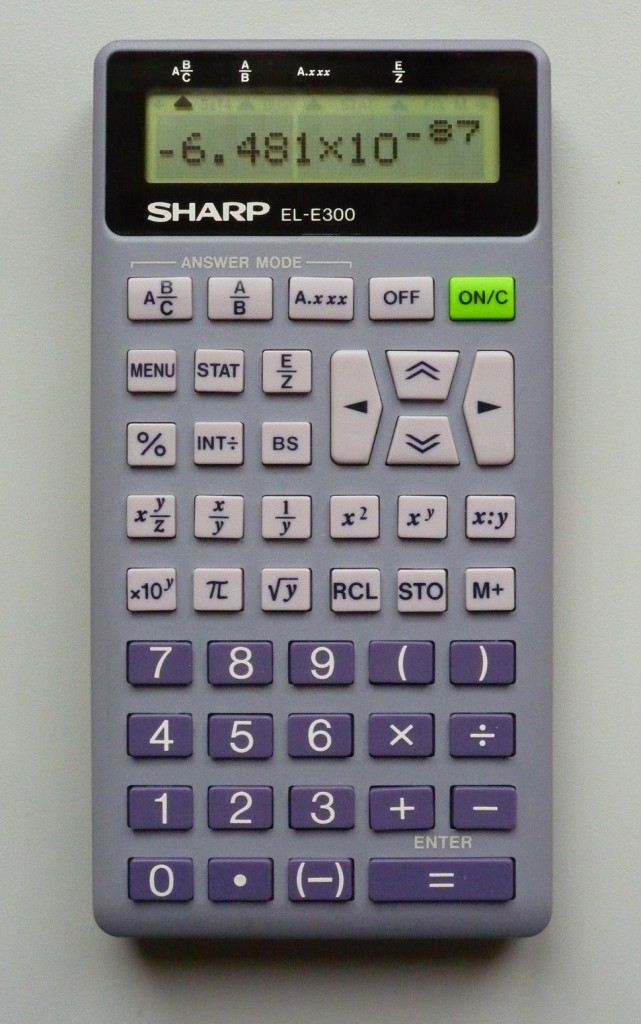 SHARP_EL-E300
