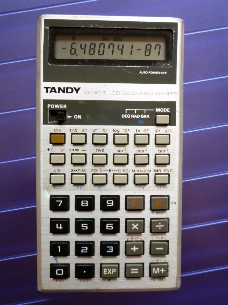 TANDY-EC499