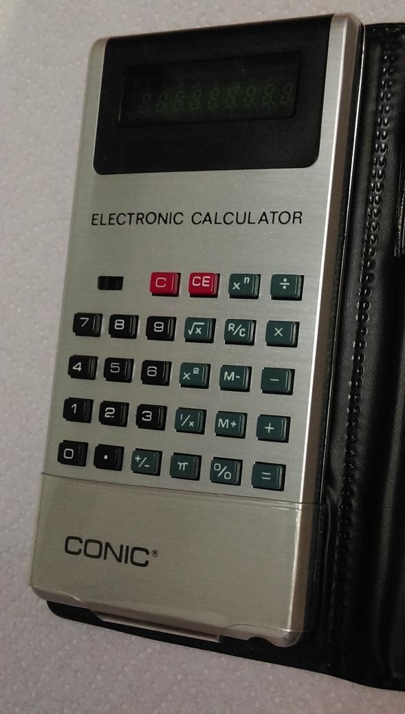 CONIC1660