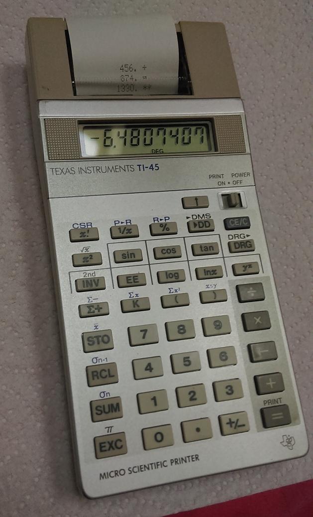 TI45MSP0