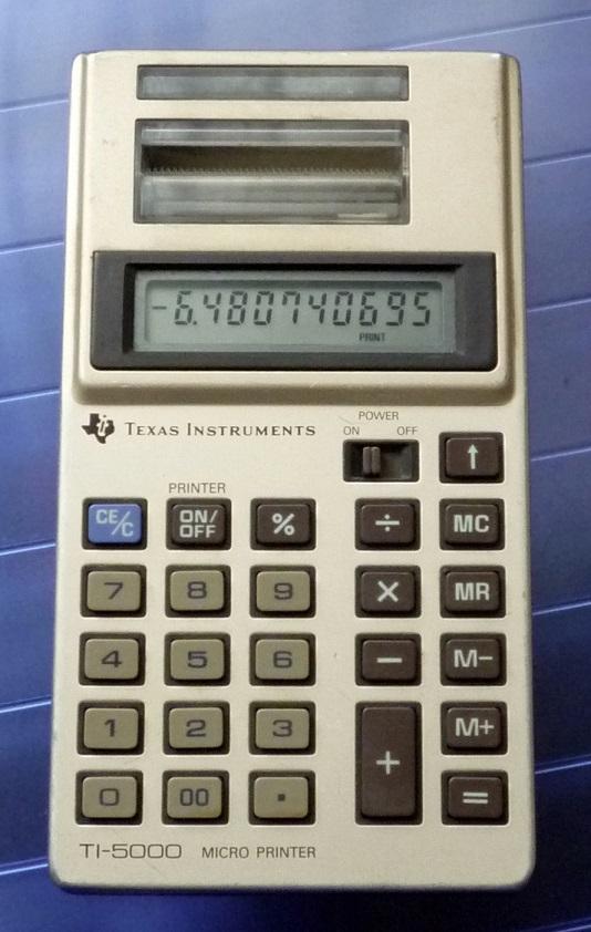 TI5000